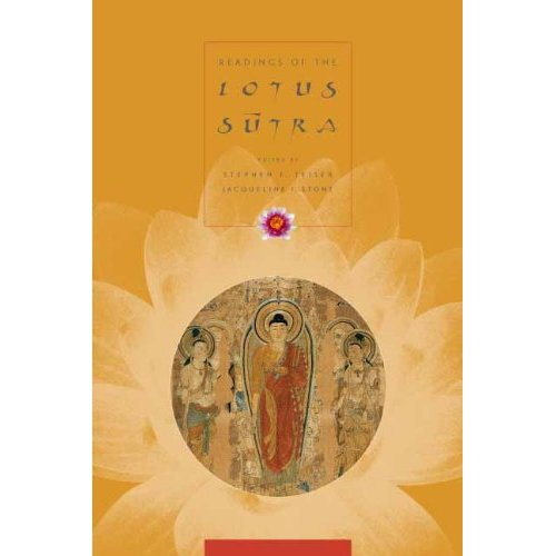Readings of the Lotus Sutra, co-edited with Stephen F. Teiser (2009)